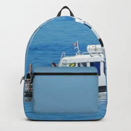Exploramer Tour Boat Backpack
