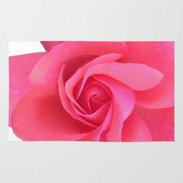Original Artwork -  Pink Rose Rug