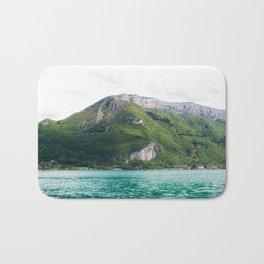 Lake Annecy Bath Mat