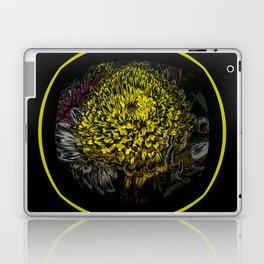 Black Yellow Pink Design Laptop & iPad Skin
