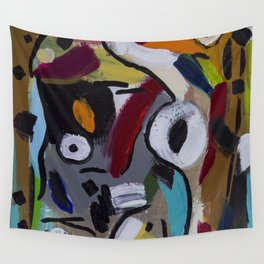 One Seeing Eye Wall Tapestry