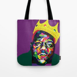 The Notorious B.I.G. Tote Bag