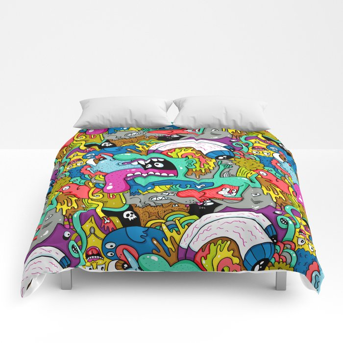 Brain Dump Comforters