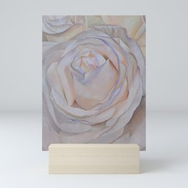 Blushing Hearts by Teresa Thompson Mini Art Print