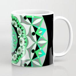 My Mandhala | Secret Geometry | Energy Symbols Coffee Mug