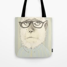 monkey gafapasta Tote Bag