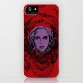 Gorgon iPhone Case