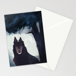 Hound Stationery Cards
