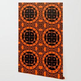 Ancestors (Orange) Wallpaper