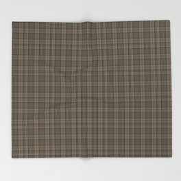 Balmoral Royal Tartan Throw Blanket