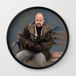 Louie Wall Clock