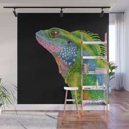 Chinese Water Dragon Wall Mural