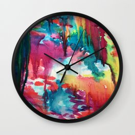 100 Days of Color: Day 83 Wall Clock