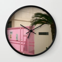 SHINMACHI, OSAKA Wall Clock