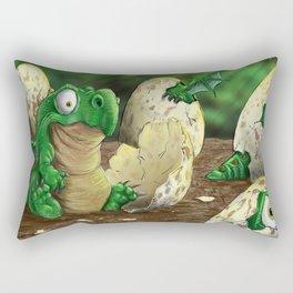 Born... Rectangular Pillow