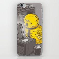 Get a job iPhone Skin