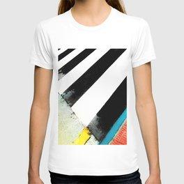 Urban Street Art Painting T-shirt