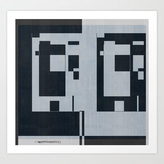 Xyloid Art Print