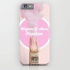 WEAPON OF MASS CREATION Slim Case iPhone 6s