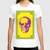 dia de los muertos T-shirts featuring Dia De Los Muertos by D. H. Carter