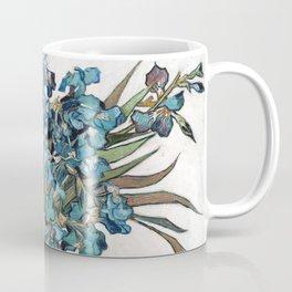 Vincent Van Gogh - Irises (new color editing) Coffee Mug