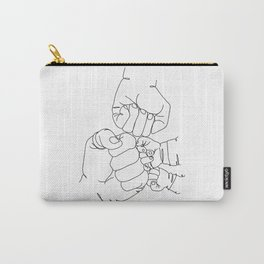 Family Hands Minimal  IV Carry-All Pouch