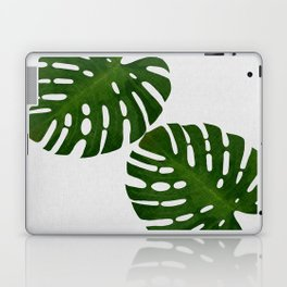 Monstera Leaf II Laptop & iPad Skin