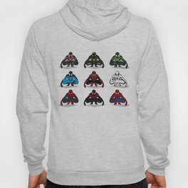 Spider-man - The Year of the Costumes Hoody