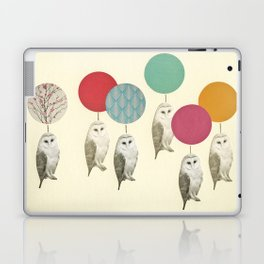 Balloon Landing Laptop & iPad Skin