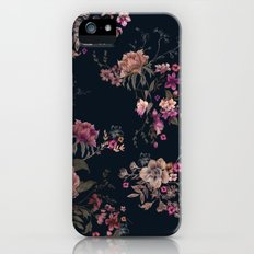 Japanese Boho Floral iPhone (5, 5s) Slim Case
