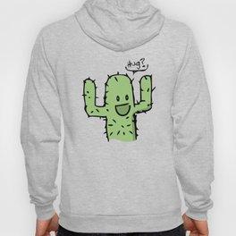 Hug? cactus free hug Hoody
