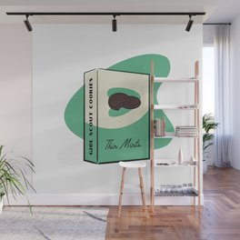 Girl Scout Cookies - Thin Mints Wall Mural