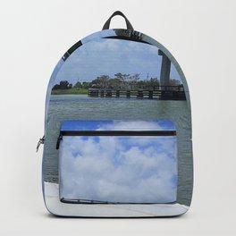 Tybee Island Bridge Backpack