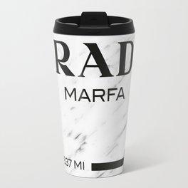 PradaMarfa Travel Mug