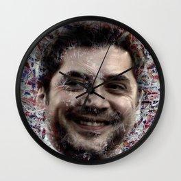 JAVIER BARDEM Wall Clock