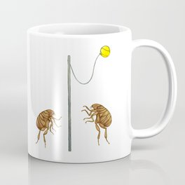 Teeny Tiny Tetherballers Coffee Mug