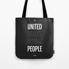 UP - United People Tote Bag