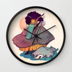 Sisters 1/5 Wall Clock