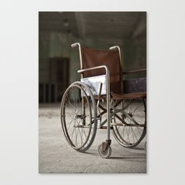 rolling. Canvas Print