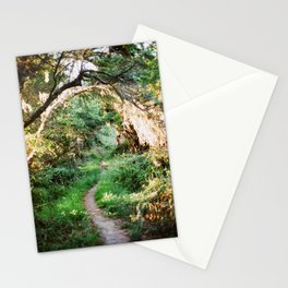 Movement in the Forest - 35mm Film Stationery Cards
