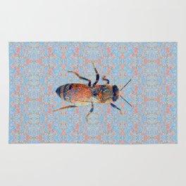 Worker Honey Bee 06 Rug