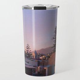 Arequipa Peru Sunset Travel Mug