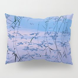 Reflections on the lake surface #society6 #decor #buyart Pillow Sham