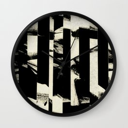 wabi sabi-05 Wall Clock