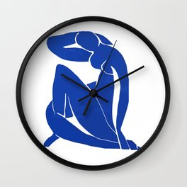 Henri Matisse - Blue Nude 1952 - Original Artwork Reproduction Wall Clock