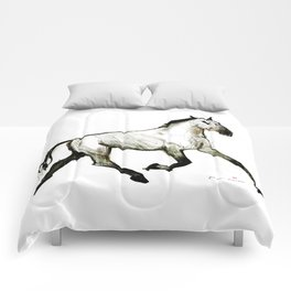 Horse (Trotter) Comforters