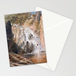 12,000pixel-500dpi - Samuel Palmer - Pistil Mawddach, North Wales - Digital Remastered Edition Stationery Cards