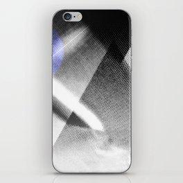 MOONLIGHT_B&W iPhone Skin