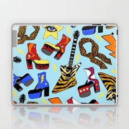 Glam Rock Starter Pack Print Laptop & iPad Skin