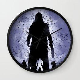 Forsaken Legend Wall Clock